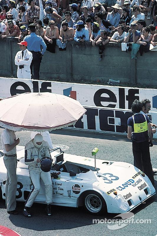 La Lola T294S Ford n°33 Cloud Engineering : Bob Evans, Martin Birrane, Richard Down, Richard Bond