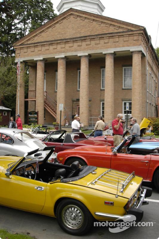 Glenora Rally aux Montour Falls