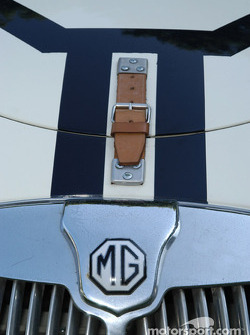 MG is the featured marque