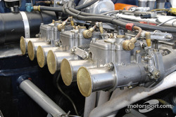 Carbs of a Triumph Spitfire
