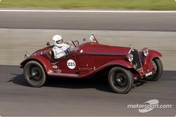 1933 Alfa Romeo 6C of Willem van Huystee