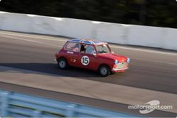 1964 Austin Cooper S of Andy Russell