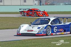 #6 Michael Shank Racing Lexus Doran: Oswaldo Negri Jr., Burt Frisselle