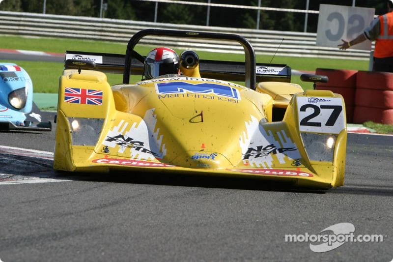 #27 Tracsport Lola B2K/40 AER: John Ingram, John Gaw, Rick Pearson