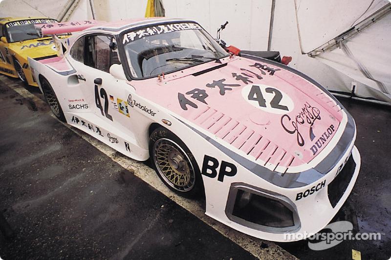 La Porsche 935 K3 du Gozzy Kremer Racing