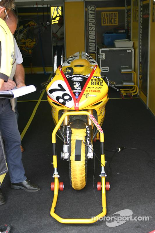 Yamaha R1 Myszkowski