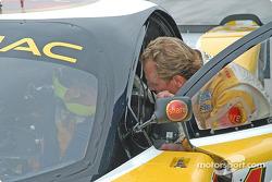 Christian Fittipaldi and Terry Borcheller