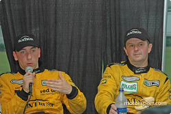 Press conference: Max Angelelli and Wayne Taylor