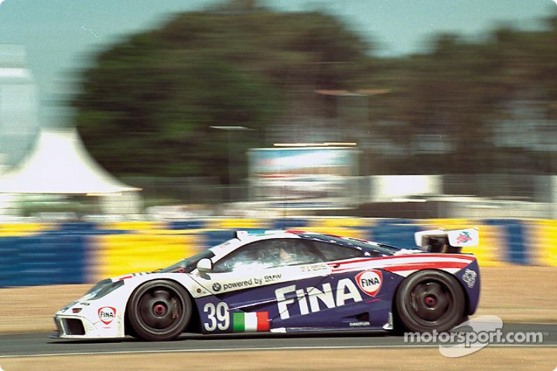 1996: Debüt bei den 24h Le Mans