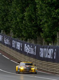 #92 JMW Motorsport Aston Martin Vantage: Rob Bell, Tim Sugden, Bryce Miller