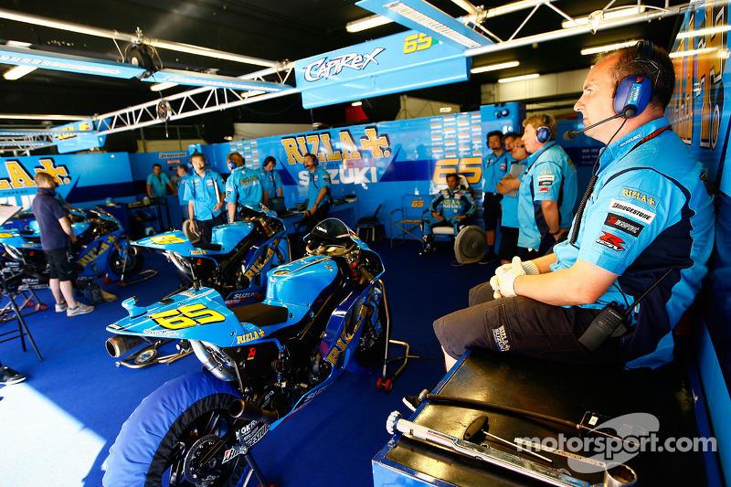 Rizla Suzuki MotoGP