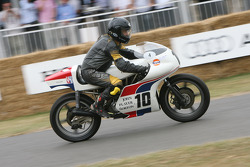 1974 Norton 'Space Frame': Rob Sewell