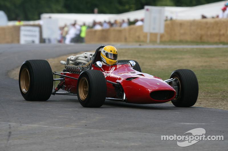 1968 Ferrari 312/68 (Chris Amon): Jean-François Decaux