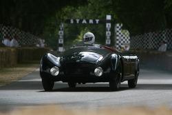 1935 Alfa Romeo 6C 2300 Aero Dinamica Spider: Georg Gebhard