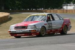 1992 Audi V8 Quattro DTM: Marco Werner