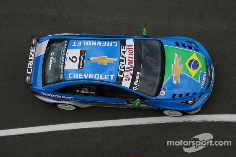 Carlos Bueno, Chevrolet, Chevrolet Cruze LT