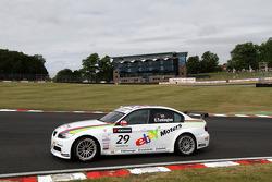 Colin Turkington, eBay Motors, BMW 320si