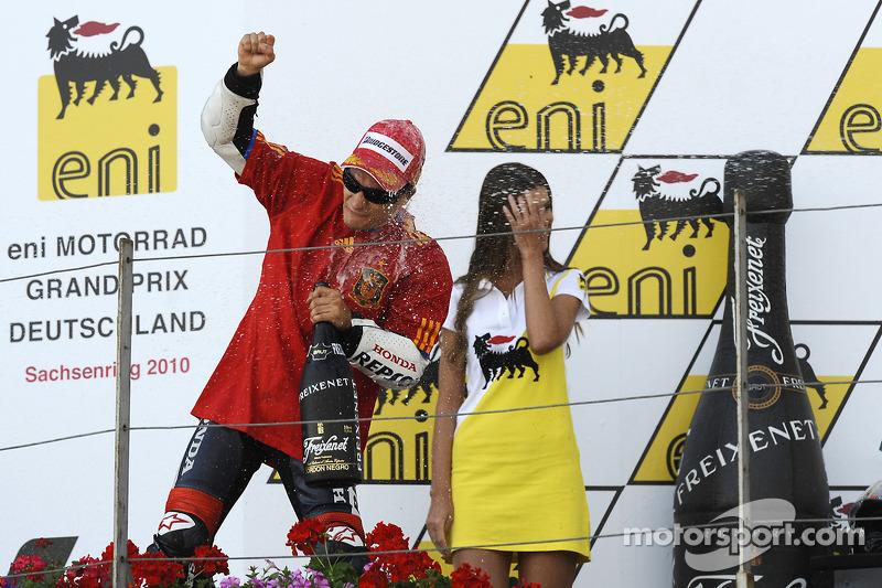 MotoGP - GP da Alemanha, 2010