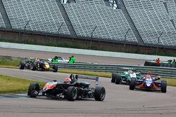 Felipe Nasr leads