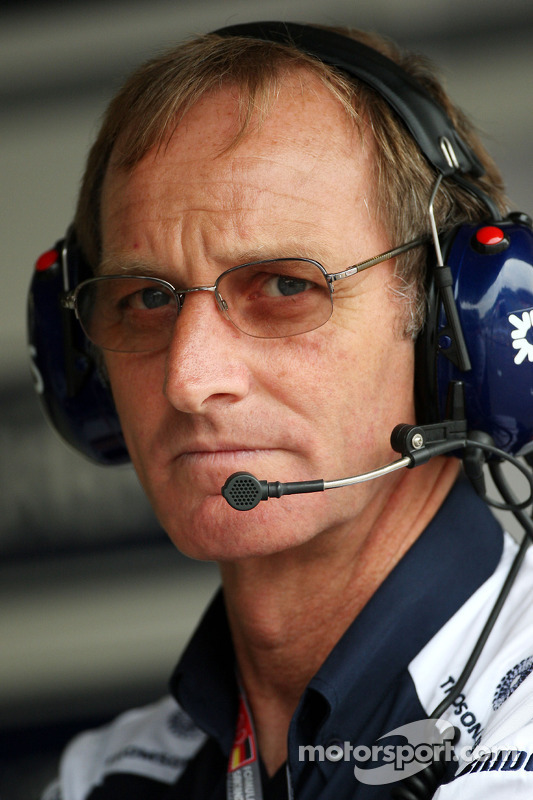 Dickie Stanford, Williams F1 Team