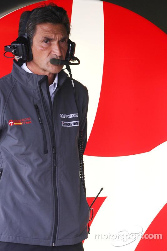 Jacky Eeckelaert, Hispania Racing F1 Team, Technical director