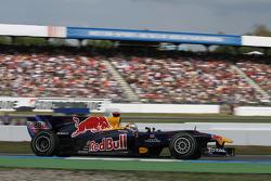 Sebastian Vettel, Red Bull RB6