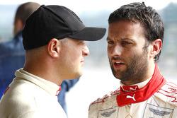 Tomas Enge and Darren Turner