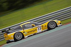#13 Phoenix Racing / Carsport Corvette Z06: Marc Hennerici, Mike Hezemans