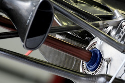 Williams F1 Team transmission