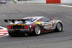 #98 Marc VDS Racing Ford GT GT3: Eric de Doncker, Renaud Kuppens, Markus Palttala