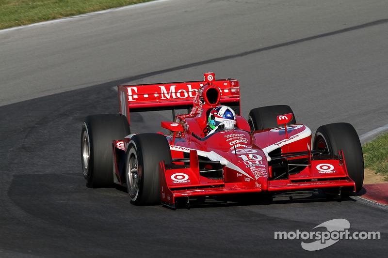 2010 IndyCar: Dario Franchitti, Chip Ganassi Racing, Dallara-Honda