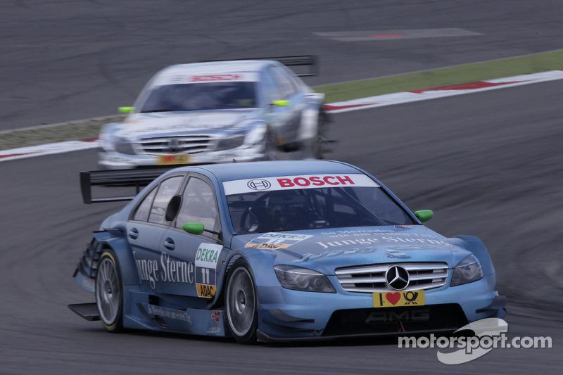 Jamie Green, Persson Motorsport, AMG Mercedes C-Klasse
