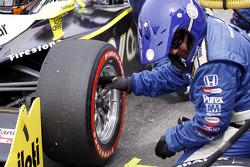 J.R. Hildebrand, Dreyer & Reinbold Racing