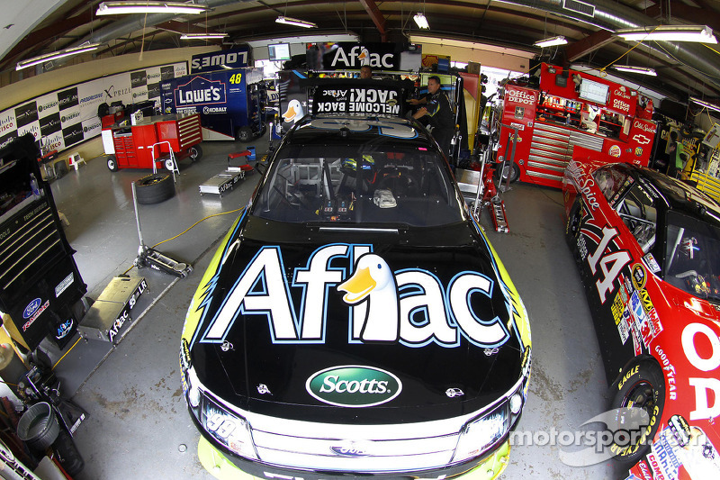 Auto van Carl Edwards, Roush Fenway Racing Ford