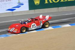 Ernie Prisbe, 1971 Ferrari 312 PB