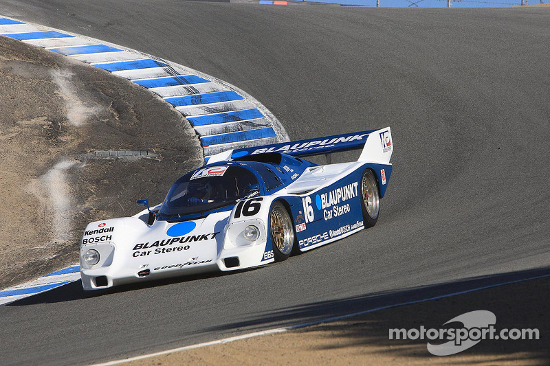 Stephen Johansen, 1986 Porsche 962