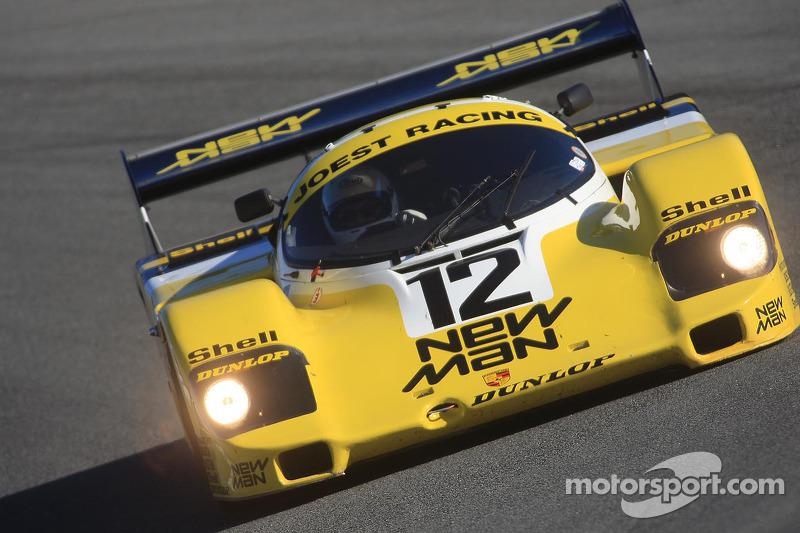 Richard Harris, 1983 Porsche 956C