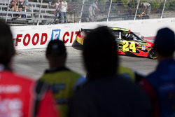 Jeff Gordon, Hendrick Motorsports Chevrolet en tête à queue