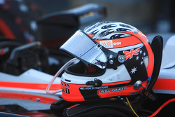 Helmet of Will Power, Team Penske