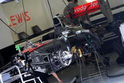 McLaren Mercedes atmosphere