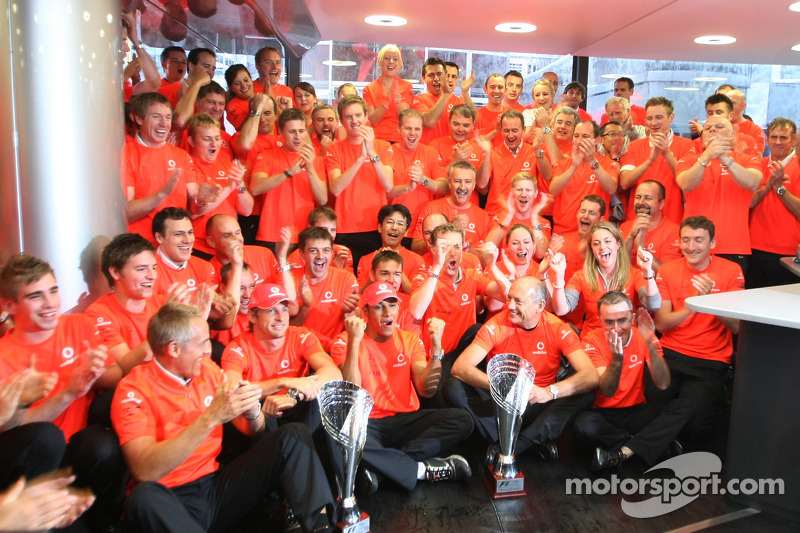10 - Гран Прі Бельгії 2010: Перша для Хемілтона