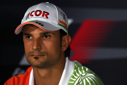 Thursday press conference: Vitantonio Liuzzi, Force India F1 Team