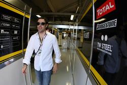 Dario Franchitti, Indycar driver