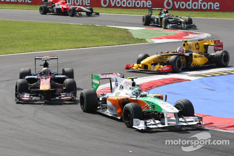 Вітантоніо Ліуцці, Force India Mercedes