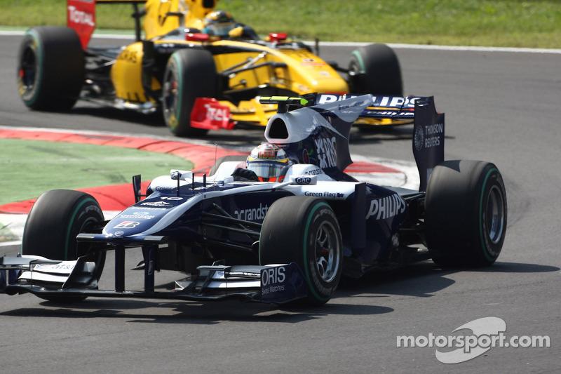 Ніко Хюлькенберг, Williams Cosworth