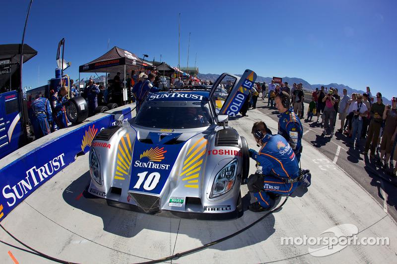 Pitstop #10 SunTrust Racing Ford Dallara