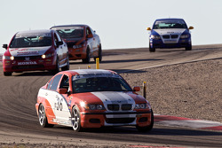 #36 Next Generation Motorsports BMW 330: Jeffrey Bock, Laura Olson