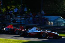 Esteban Gutierrez leads Rio Haryanto