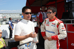 Roger Yasukawa, Conquest Racing and Hideki Mutoh, Newman/Haas/Lanigan Racing
