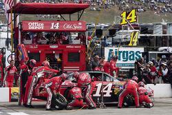 Pitstop Tony Stewart, Stewart-Haas Racing Chevrolet